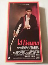 LABAMBA VHS ***EXCELLENT CONDITION***