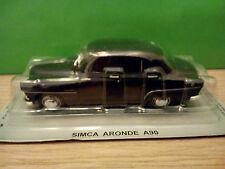Modelcar 1:43    *** IXO IST ***  SIMCA ARONDE A90
