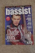 BASSIST MAR 99 CHARLIE JONES, NORMAN WATT-ROY, CREEDENCE CLEARWATER REVIVAL