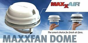 American Motorhome RV Maxxair Maxxdome Roof Vent Assy 00-03812w
