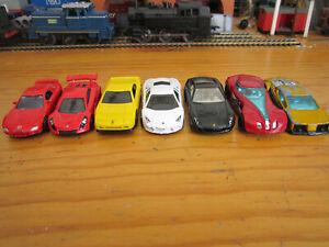Hotwheels Diecast Cars By Mattel Lot 2