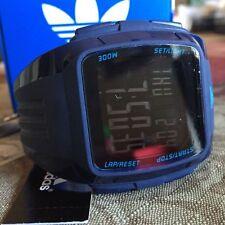 Adidas ADP6116 BLUE Watch Men's DIGITAL In BOX
