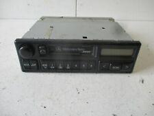 MERCEDES ML W163 1998-2005 GENUINE BOSE RADIO TAPE PLAYER 1638200086 03/20