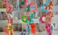 my little pony mon petit poney g2 g3 g4 hasbro vintage idéal collection MLP rare