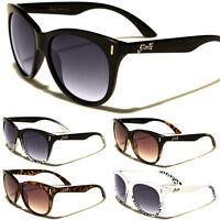 Cat Eye Round Frame Giselle Women Sunglasses Black White Brown Vintage Retro
