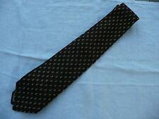 cravate vintage soie DANIEL HECHTER