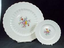 Spode ANN HATHAWAY Dinner Plate + Bread & Butter Jewel Shape GREAT CONDITION
