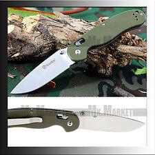 GANZO G727M-GR · 440C · G10 · Green · Axis Lock · Genuine GANZO Folding Knife