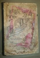 The Ensign By Mrs. CE Leslie (HC,1897) Music Book