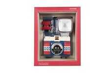 Diana F+ 120mm Film Camera And Flash Chamonix Edition Lomography Unused Boxed