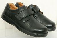 Dr. Comfort Maggy X Black Pebbled Double Depth Diabetic Shoes Women's US 11 M