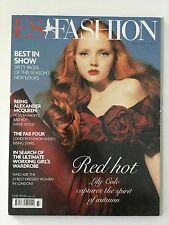 ES Fashion Evening Standard Magazine Alexander McQueen SEP 2004 FREE SHIPPING