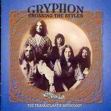 Gryphon Crossing the Styles Transatlantic Anthology CD