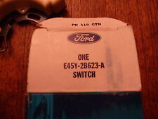 NOS 1980 - 1988 FORD THUNDERBIRD LINCOLN TOWN CAR PARKING BRAKE RELEASE SWITCH