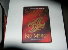 No Mercy by Sherrilyn Kenyon (2010, Hardcover) SIGNED 1st/1st