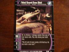 Star Wars TCG BOY Rebel Ground Crew Chief