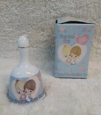 "2000 Precious Moments ""Love One Another "" Porcelain Bell"