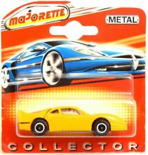 GT Proto Yellow Majorette Metal Collector 280 1:58 1:64 3 inch Toy Car Model