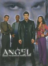Angel Season 2 - A2-SD2001 'San Diego Comic Con' Promo Card