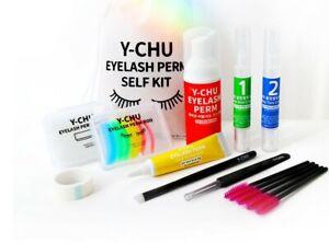 Y-CHU / Eyelash self Perm Kit  /10 times available /  Korea Beauty