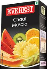 5 PACK EVEREST CHAAT MASALA FREE SHIPPING (100 GRAM EACH PACK)