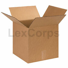 25 Qty 13x13x13 SHIPPING BOXES LC Mailing Moving Cardboard Storage Packing