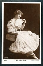 Used Glamour Postcard –Miss Gabrielle Ray (1096)