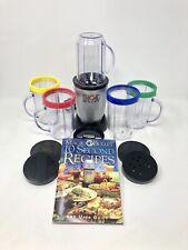 Magic Bullet Blender Mixer Juicer Chopper Grinder Food Processor Set  MB1001
