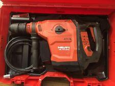 New ListingHilti-Te 70 Atc-Avr Kit Combi-Hammer Drill Sds Max Demo 55 56 Te-Y Hammer