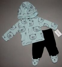 Baby boy clothes, Newborn, Carter's Little Baby Basics 2 piece set/New Arrival!