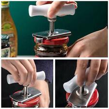 New listing Adjustable Bottle Remover Jar Lid Can Opener Non-slip Jar Home Kitchen Aids Tool