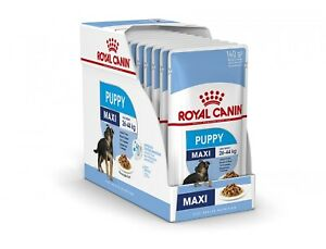 Royal Canin Puppy Maxi Wet Tasty Meat IN Sauce For Dogs Dog Breeds Large