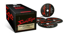 Savatage–The Ultimate Boxset Limited Edition Numbered 14CD DVD,DVD-Audio Rare