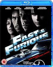 Fast & Furious 4 Blu-ray DVD