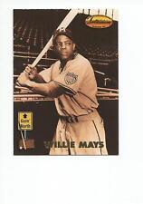 WILLIE MAYS 1993 Ted Williams Baseball card #144 San Francisco Giants NR MT