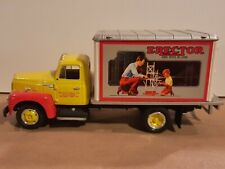 First Gear 1957 International R-190 Erector Set 1:34 Diecast Dry Goods Van