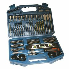 Makita 101 Piece Drill Bit Set Screwdriver p-67832 Professional DIY