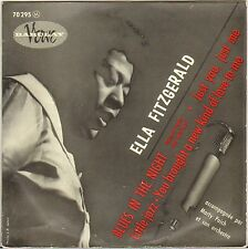 """ELLA FITZGERALD """"BLUES IN THE NIGHT"""" VOCAL JAZZ 60'S EP BARCLAY-VERVE 70295"""