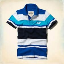 Hollister Short Sleeve Striped Big & Tall T-Shirts for Men