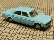 1/87 Wiking Audi 100 hellblau 120 5 a