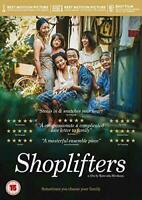 SHOPLIFTERS [DVD] Steals in & snatches your heart - BRAND NEW & FACTORY SEALED +