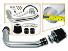 BCP BLACK 1995 1996 1997 1998 240SX S14 Silvia 2.4L Cold Air Intake Kit + Filter