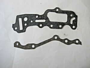 OPEL OPEL GT KADETT MANTA ASCONA 1900 1.9L 1968-75 SET OF 2 TIMING COVER GASKETS