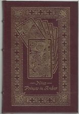 """Nine--Princes In Amber"", By Roger Zelazny, Leather Bound Collector's Edition"