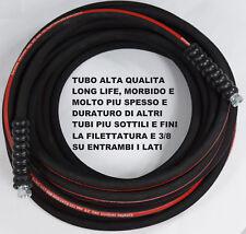 TUBO IDROPULITRICE PROFESSIONALE LAVOR KARCHER ANNOVI 5/16 400 BAR DOPPIO STRATO