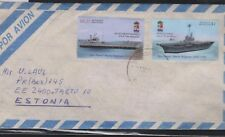 O) 1996 ARGENTINA, UNEMPLOYED SHIP A.R.A.SAN ANTONIO, AIRCRAFT CARRIER A.R.S. 25
