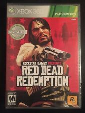 XBOX 360 ONE ✔ RED DEAD REDEMPTION ✔ NIP BRAND NEW - SHIPS TODAY! shooter outlaw