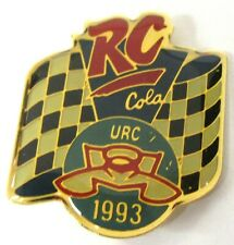 1993 U.R.C. RC COLA SEASON PASS brooch pin pinback Hydroplane Boat b