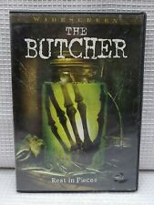 THE BUTCHER DVD 2005 LIONSGATE 84 MINUTES RATED R REST IN PIECES