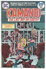 Kamandi #16 (VF) 1974, Jack Kirby art